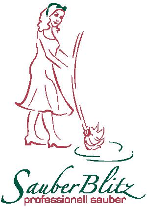 Sauberblitz Gebäudereinigung München Logo